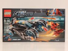 LEGO Ultra Agents 70162 Infearno Interception Factory Sealed Retired