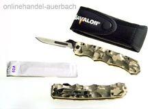 HAVALON Piranta Stag  Taschenmesser Klappmesser Messer
