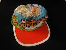 TMNT Children's Hat Teenage Mutant Ninja Turtles 1990 Boy's Cap Krang Splinter