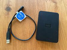 WD Elements 1 TB Portable External Hard Drive USB 3.0 WDBPCK0010BBK-03
