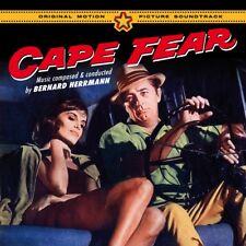 Bernard Herrmann - Cape Fear (OST)+8 Bonus Tracks