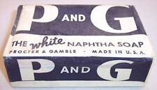 Vintage Unopened P and G The White Naphtha Soap Procter & Gamble