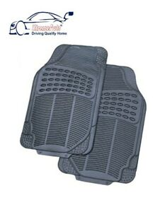 Univer Front Rubber Floor Mats FOR MINI Clubman 2007-2018