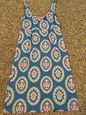 Boden summer dress size 4L EUC