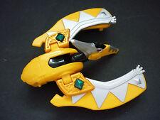 Power Rangers Dino Thunder Yellow PTERA Zord thundersaurus mégazord part Bandai