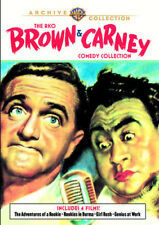 The RKO Brown & Carney Comedy Collection [New DVD] Manufactured On Demand, Bla