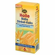 Holle Organic Baby Spelt-Biscuit 150g