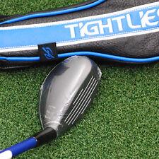 Adams Golf Tight Lies 2 4h Hybrid Rescue LEFT HAND Graphite Regular Flex NEW