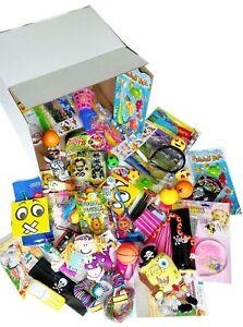 200 Clearance Toys Closeout Joblot Amusements Arcade Grabber Crane Prizes Fair