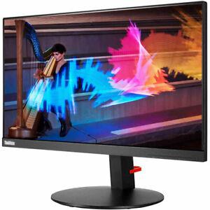 "Lenovo ThinkVision T22i 10 Full HD 21.5"" TFT Monitor - New 61A9MAR1UK SD10L22578"