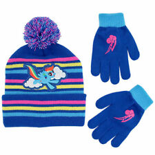 20a38e6b68e Hasbro My Little Pony Hat and Gloves Cold Weather Set