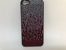 FOR IPHONE 5 CASE LUXURY BLING CRYSTAL DIAMOND  COVER - multicolore