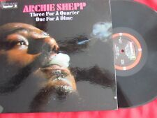 ARCHIE SHEPP~Three For A Quarter One For A Dime~IMPULSE/ABC LP gatefold VG++