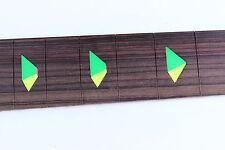 Maple or Rosewood Pyramid Fingerboard - Fits Ibanez (tm) Rg Jem Necks