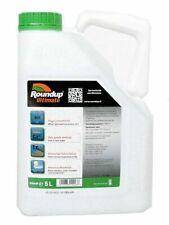 ERBICIDA Diserbante Roundup ULTIMATE PRO 5L 480g / l Glyphosat Monsanto SPEDIZI