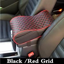 Car Armrest Pad Set PU Leather Styling Armrest Box Pad Armrest Top Mat Liner