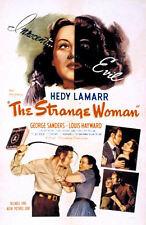 Strange Woman - 1946 - Hedy Lamarr George Sanders - Vintage b/w Film Drama DVD