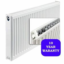 Double Panel Radiator 300mm High Type 22 Central Heating Compact Radiator
