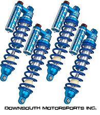 King Shocks for Polaris RZR4/RZR S-800 with Adjusters 20001-118A/20001-119A