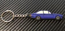Ford MK2 Escort Rs 2000 Key Ring Midnight Blue