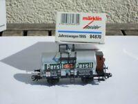 Märklin 84870 Insider Jahreswagen 1995 Kesselwagen Persil der DRG Epoche 2