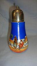 Antique/Vintage Ceramic Sugar Sifter/Caster Arabian Middle Eastern Theme