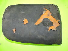 00-01 HONDA CBR929RR REAR BACK PASSENGER TANDEM SEAT PAD SADDLE PILLION