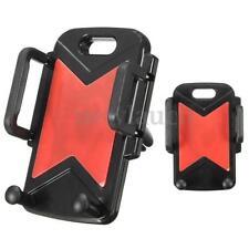Supports de GPS rouge pour téléphone mobile et PDA HTC