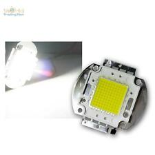 3 Stk LED Chip 100W Highpower kalt-weiß superhell Power LEDs cold white 100 Watt