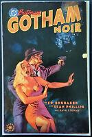 BATMAN GOTHAM NOIR One Shot Ed Brubaker Sean Phillips Prestige 2001 TPB NM+ 9.6