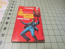 """THE SHARPSHOOTER #8 """"NO QUARTER GIVEN"""" BY BRUNO ROSSI  ACTION ADVENTURE GGA"""