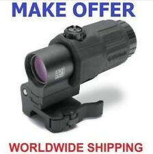 -- NEW -- EOTech L3 G33 G33.STS Switch to Side 3X Magnifier with QD Mount BLACK