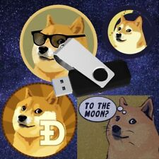 Usb Loaded With Doge Coins