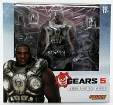 Storm Collectibles 1/12 Gears of War 5 Augustus Cole Scale Action Figure USA