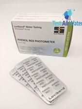 Lovibond Phenol Red Photometer 250  pH Tablets
