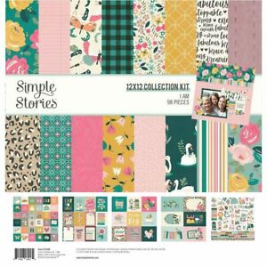 Simple Stories - I Am 2020 Collection Kit