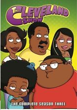 The Cleveland Show Season 3 Third TV Series Region 4 New DVD