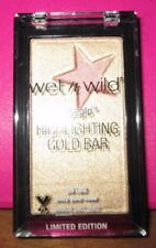 NEW Wet n' Wild Megaglo Highlighting Gold Bar Limited Holiday Edition Mirror
