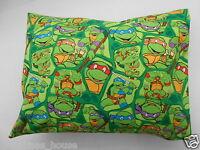 Pillowcase Teenage Mutant Ninja Turtles  Child Toddler Cot Size 100% Cotton