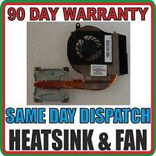 Hp Compaq Cq62 G62 Laptop disipador térmico y ventilador sustituir con Repuestos 612354-001