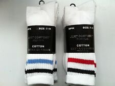 6 PAIRS EXTRA THICK BRAND NEW COTTON MENS 3PK WORK/SPORTS SOCKS TO FIT SIZE 7-11
