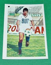 N°102 B. BOSQUIER AGEDUCATIFS FOOTBALL 1971-1972 OLYMPIQUE MARSEILLE OM PANINI