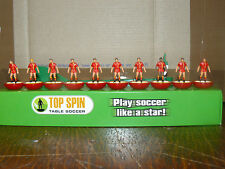 MELCHESTER ROVERS 1974 SUBBUTEO TOP SPIN TEAM