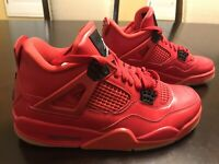 New Nike Air Jordan 4 Retro NRG Singles Day Sneaker Shoes Size US 7.5
