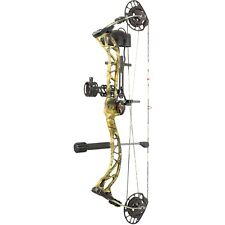 "PSE Brute NXT RTS Compound Bow, 35-70# RH, 22.5-30"" draw, True Timber"