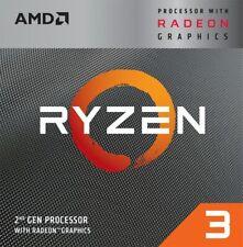 AMD - Ryzen 3 3200G 3rd Generation 4-Core - 4-Thread - 3.6 GHz (4.0 GHz Max B...