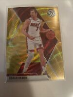 2019-20 Panini Mosaic Tmall Goran Dragic Gold Wave Miami Heat SSP 🔥