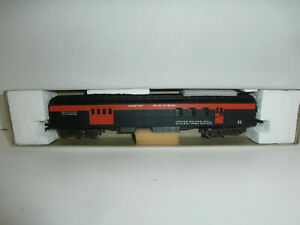 HO Rivarossi New Haven 1920's Baggage - R.P.O. Passenger Car, Used, Mint