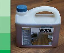 WOCA Diamond Oil Natur 2,5L / zur Erstbehandlung von Parkettböden / Diamond Öl