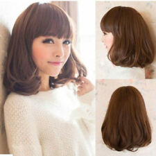 Curly Synthetic Straight Wigs for Women